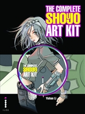 Shojo Art Kit - Li, Yishan