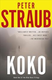 Koko : Blue Rose Trilogy - Straub, Peter