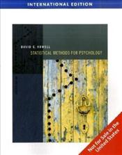 Statistical Methods for Psychology 7e ISE - Howell, David C.