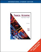 Financial Accounting, Reporting and Analysis ISE - Stice, Earl