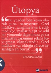 Ütopya - More, Thomas