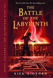 Battle of the Labyrinth : Perry Jackson and the Olympians 4 - Riordan, Rick