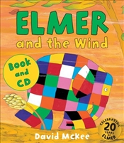 Elmer And The Wind - McKee, David
