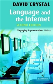 Language and the Internet - Crystal, David