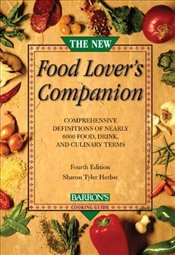 New Food Lovers Companion 4e - Herbst, Sharon