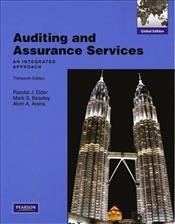 Auditing and Assurance Services 13e : An Integrated Approach PIE - Arens, Alvin