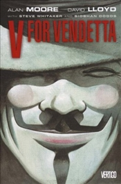 V for Vendetta - Moore, Alan