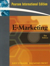 E-Marketing 5e PIE - Strauss, Judy