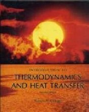 Introduction To Thermodynamics and Heat Transfer 2e - Çengel, Yunus