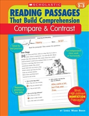 Compare and Contrast : Reading Passages That Build Comprehension - Beech, Linda Ward
