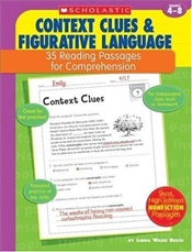 Context Clues and Figurative Language: 35 Reading Passages for Comprehension - Beech, Linda Ward