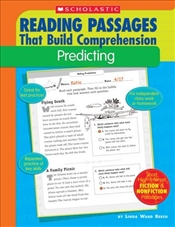 Predicting : Reading Passages That Build Comprehension - Beech, Linda Ward
