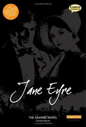Jane Eyre : Graphic Novel - Original Text - Bronte, Charlotte