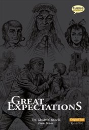 Great Expectations : Graphic Novel - Original Text - Dickens, Charles