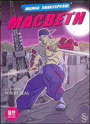 Macbeth : Manga Shakespeare - Shakespeare, William