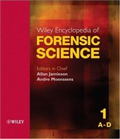 Encyclopedia of Forensic Science - Jamieson, Allan