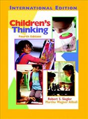Childrens Thinking 4e - Siegler, Robert S.