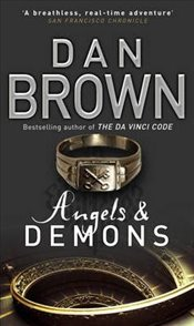Angels and Demons - Brown, Dan