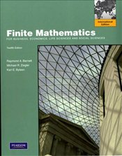 Finite Mathematics For Business, Economics, Life Sciences and Social Sciences 12e - Barnett, Raymond A.