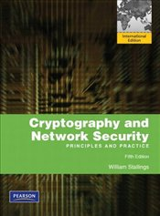 Cryptography and Network Security 5e PIE - Stallings, William