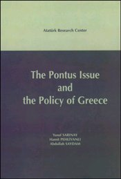 Pontus Issue and the Policy of Greece - Sarınay, Yusuf