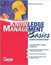 Knowledge Management Basics - Atwood, Christee Gabour