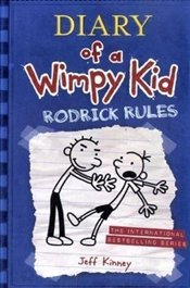 Diary of a Wimpy Kid 2 : Roderick Rules - Kinney, Jeff