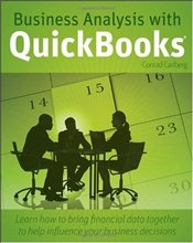 Business Analysis with QuickBooks - Carlberg, Conrad