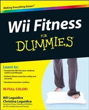 Wii Fitness for Dummies - Loguidice, Bill