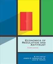 Economics of Regulation and Antitrust 4E - Viscusi, W. Kip