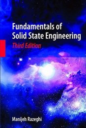 Fundamentals of Solid State Engineering 3E - Razeghi, Manijeh