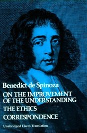 On the Improvement of the Understanding the Ethics Correspondence  - Spinoza, Benedict de