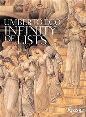 Infinity of Lists : An Illustrated Essay  - Eco, Umberto