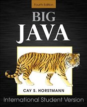 Big Java 4e ISE : for Java 7 and 8 (early Objects) - Horstmann, Cay