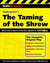 Cliffs Complete : Shakespeares Taming of the Shrew  - Shakespeare, William