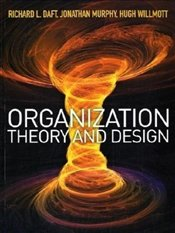 Organizational Theory and Design 1e - Daft, Richard L.