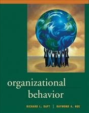 Organizational Behavior 1E - Daft, Richard L.