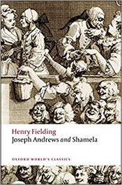 Joseph Andrews and Shamela  - Fielding, Henry