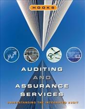 Auditing and Assurance Services 1E : Understanding the Integrated Audit - Hooks, Karen L.