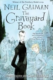 Graveyard Book (children ed) - Gaiman, Neil
