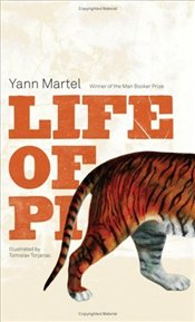 Life of Pi : Illustrated Edition - Martel, Yann