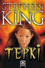 Tepki - King, Stephen