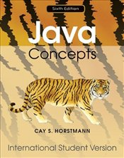 Java Concepts 6e for Java 7 and 8  - Horstmann, Cay