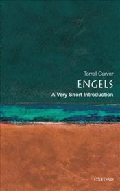 Engels : A Very Short Introduction  - Carver, Terrell