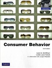 Consumer Behavior 10e PIE : Global Edition - SCHIFFMAN, LEON G
