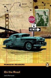 On the Road : Level 5 - Audio CD Pack - Kerouac, Jack