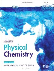 Atkins Physical Chemistry 9e - Atkins, Peter