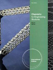Chemistry for Engineering Students 2e ISE - Brown, Larry