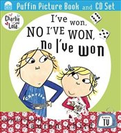 Charlie and Lola : Ive Won, No Ive Won, No Ive Won - Child, Lauren
