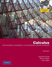 Calculus for Business, Economics, Life Sciences and Social Sciences 12e PIE  - Barnett, Raymond A.